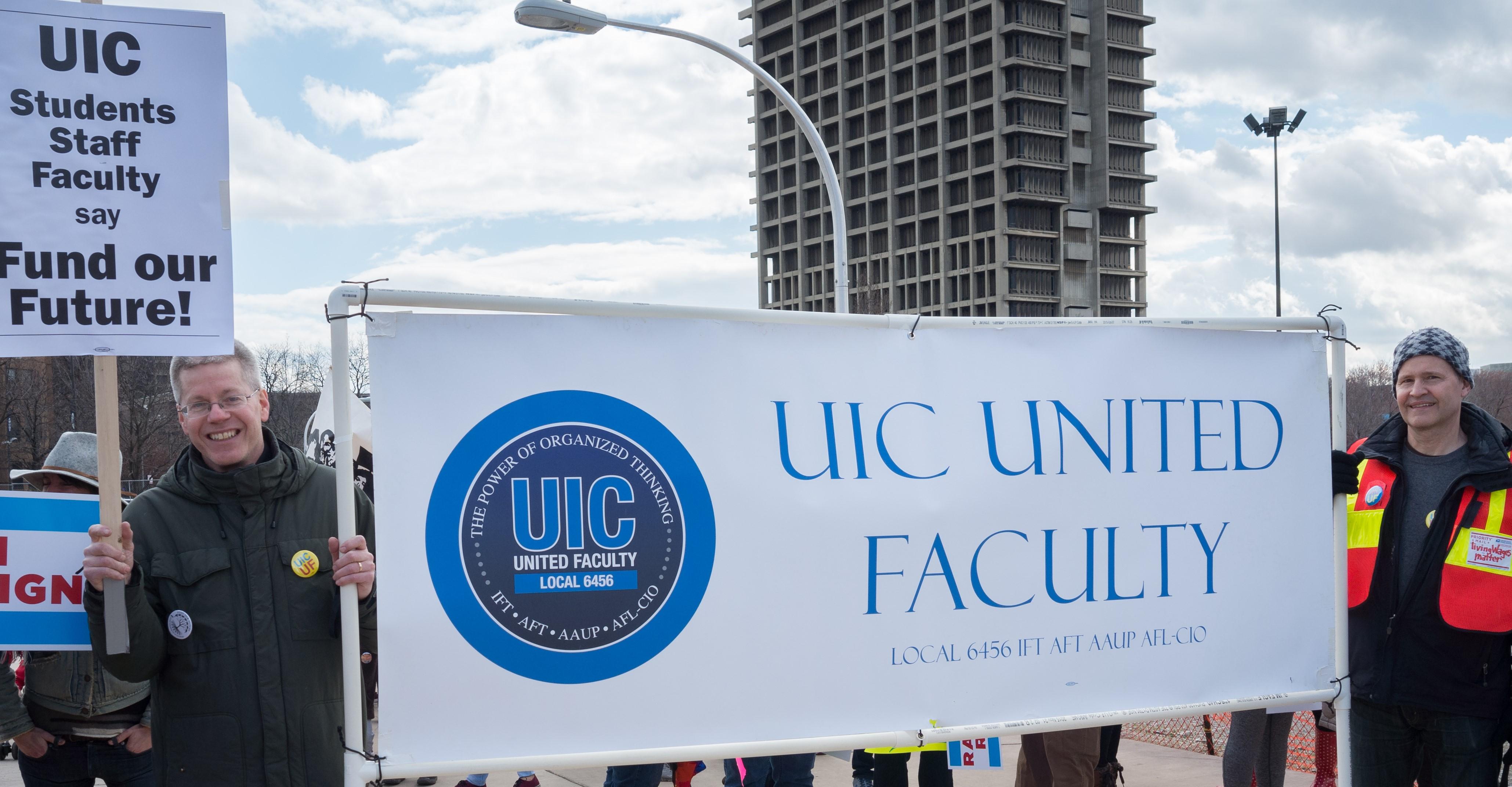 UICUF Banner